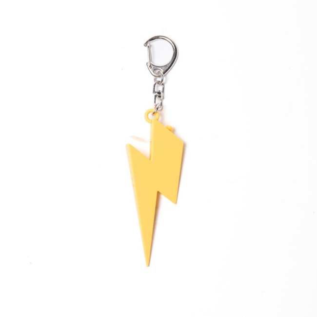 Thunder Bolt LED Keychain