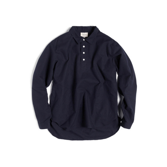 "Sleep P.O Shirts ""NAVY"""