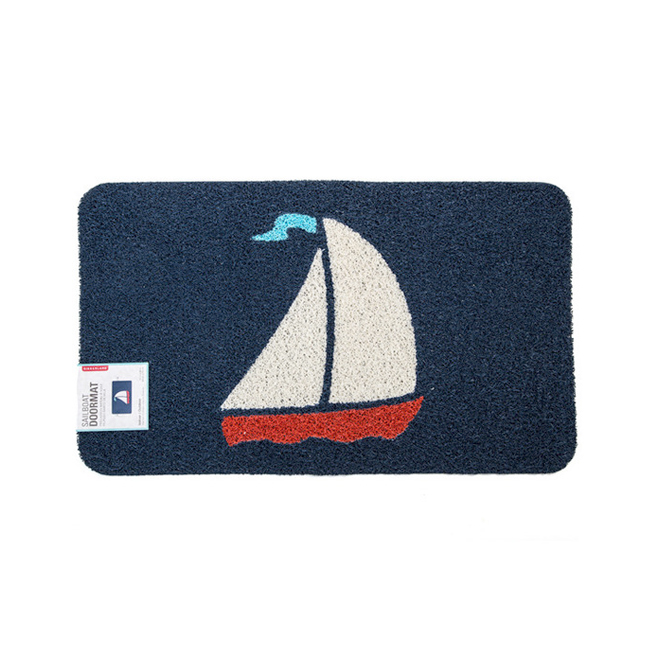 Sailboat Doormat