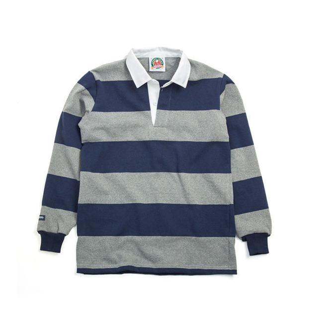 "12oz Classic Rugby Jerseys ""OXFORD/NAVY"""