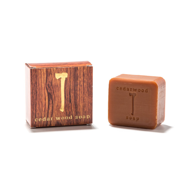 The Cedarwood Soap