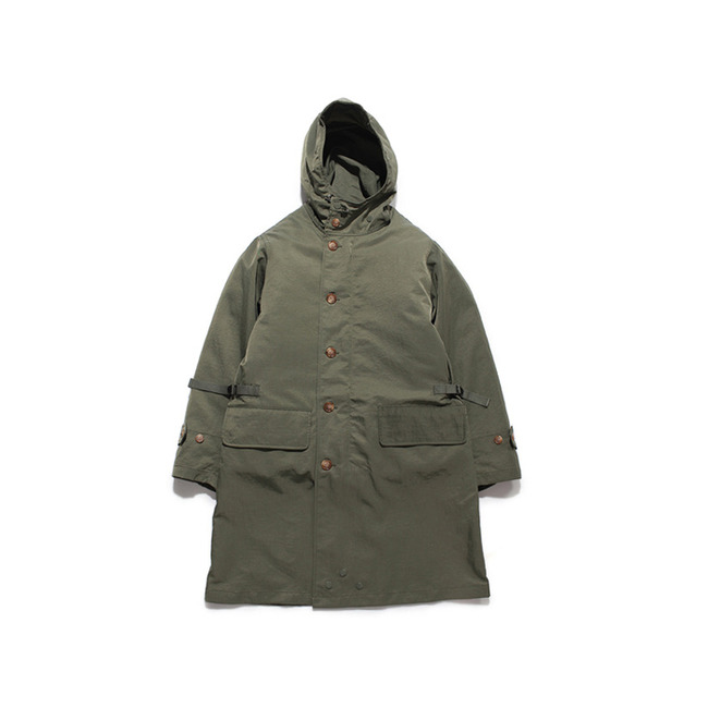"Mountain Parka ""OLIVE"""