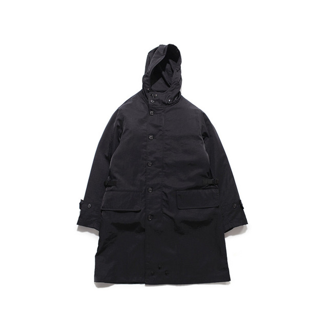 "Mountain Parka ""BLACK"""
