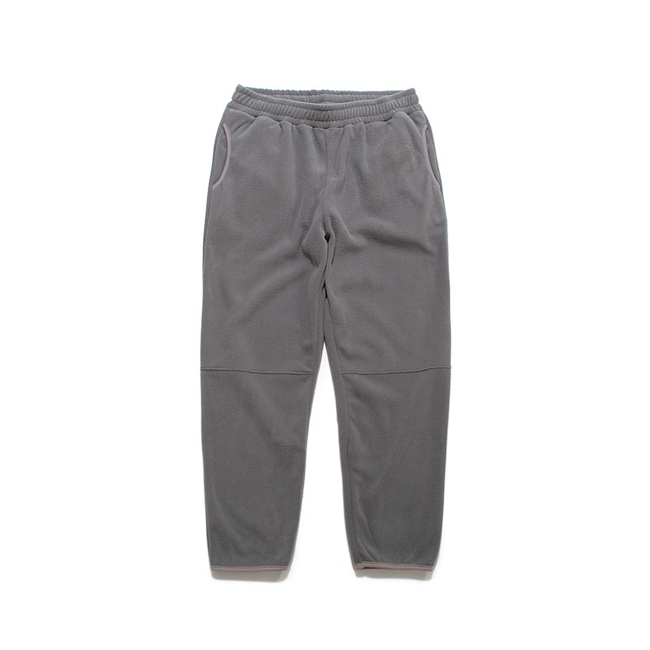 "Fleece Pants ""N.GRAY"""
