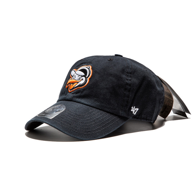 Baltimore Orioles Cooperstown Black 47 Clean up