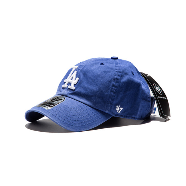 Los Angeles Dodgers Royal 47 Clean Up