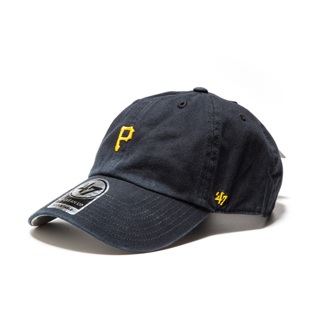 Pittsburgh Pirates Black Abate 47 Clean Up