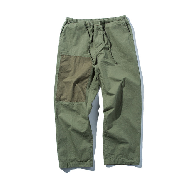 "Easy Pants ""OLIVE TWILL"""