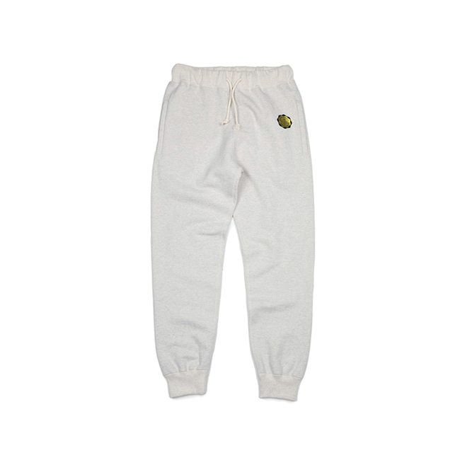 "Modified Sweat Pants  ""OTMEAL MELANGE"""