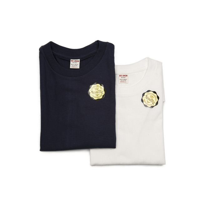 2Pack Tube T-shirts Navy / White