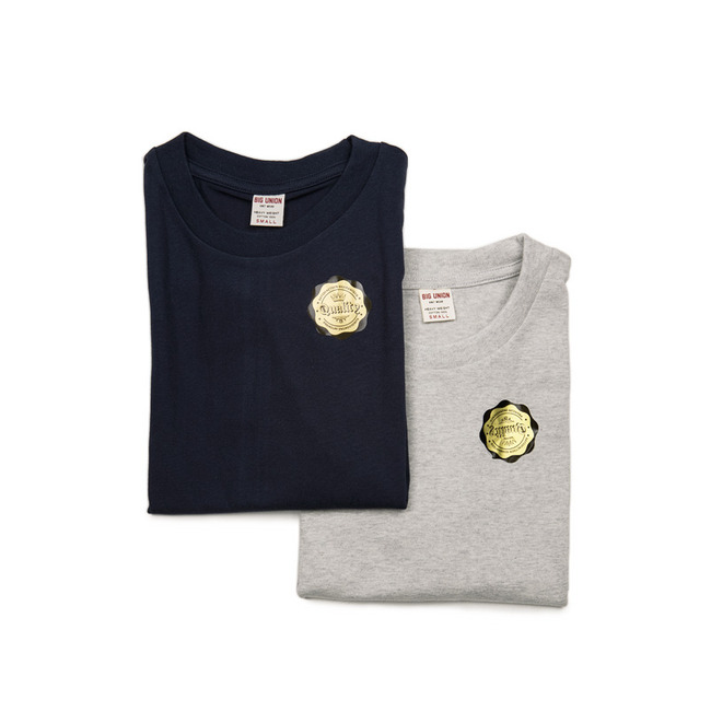 "2Pack Tube T-shirts ""NAVY / H.GREY""  FINAL SALE"