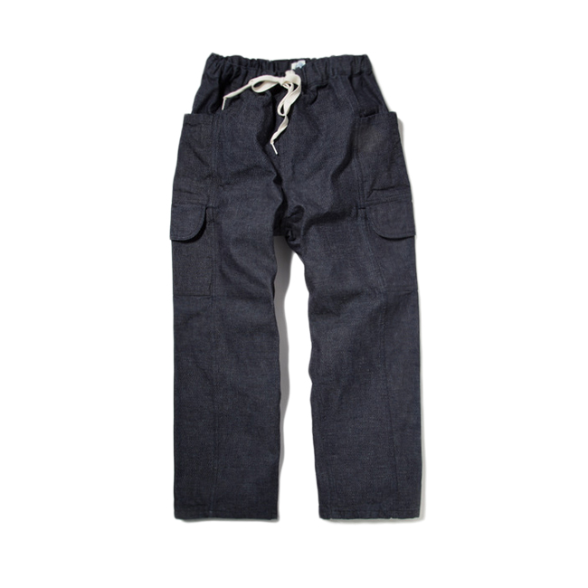 Travel Pants Denim  STNDRN X Bigwave MANCAVE ONLY