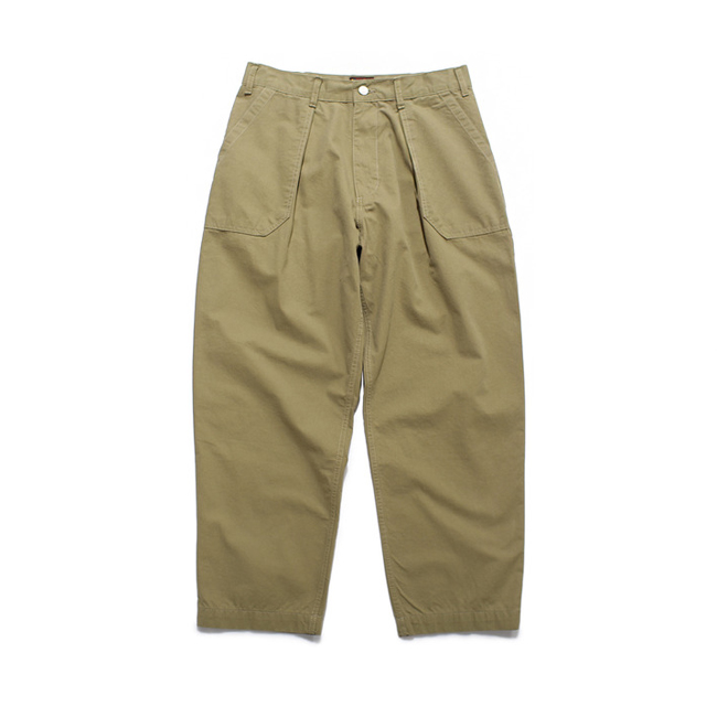 "Fatigue Painter Pants ""OLIVE"" Online Only"