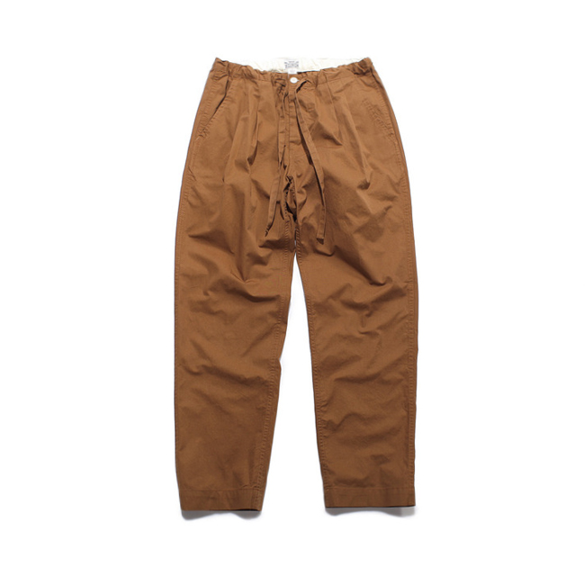 "BU Easy Pants ""BROWN"""