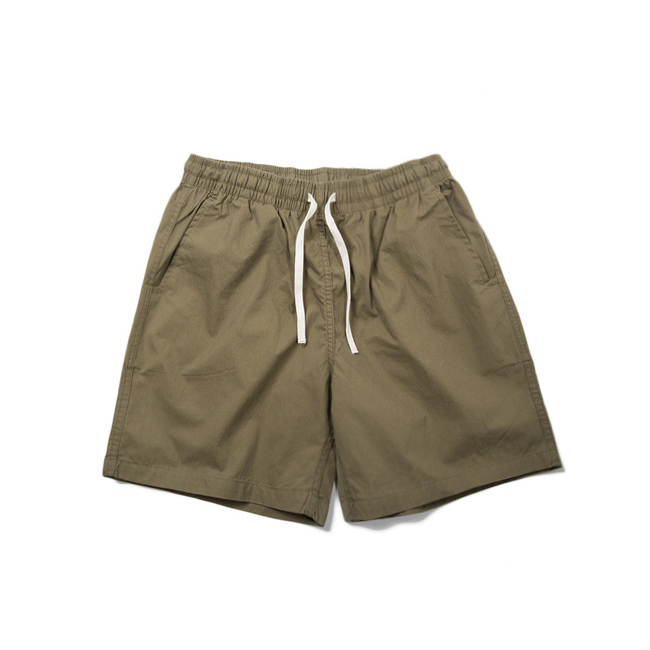 "Summer Wash Shorts ""OLIVE"""