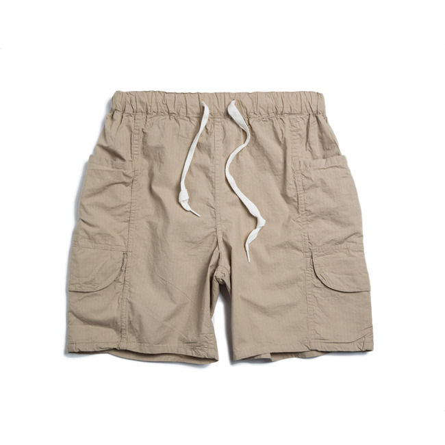 "Travel Pants Shorts ""BEZ"""