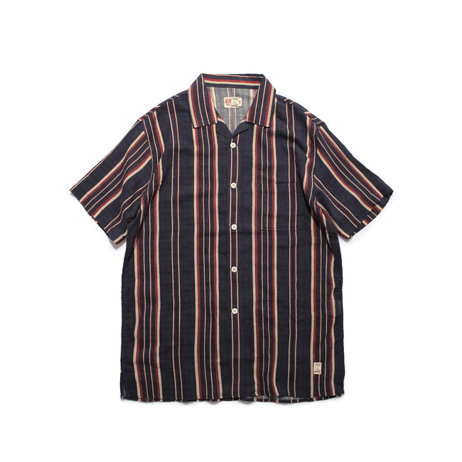 Stripe Shirt Navy