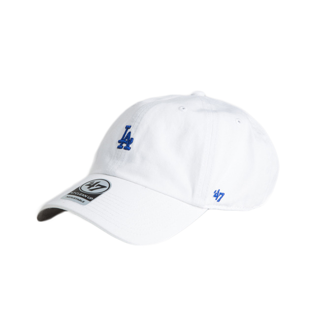 Los Angeles Dogers WHITE Abate 47 Clean Up