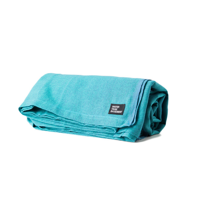 "Cotton Cover ""BEACH BLUE"""