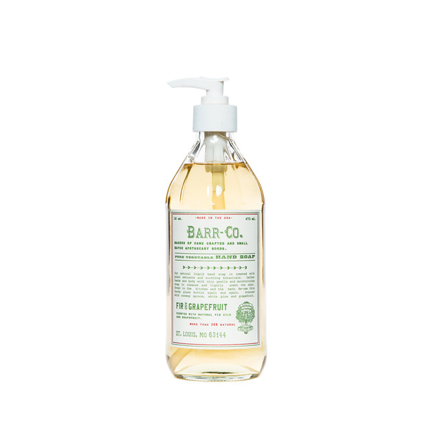Fir & Grapefruit Hand & Body Soap Cleanser