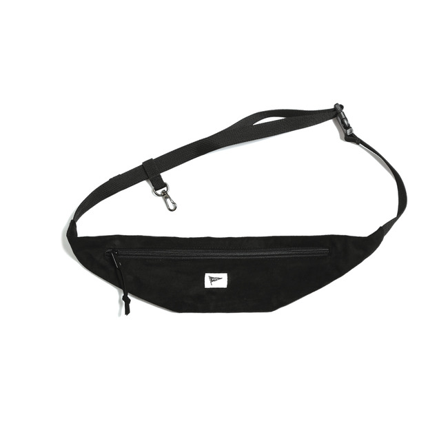 "Black Fannypack ""MFG LIMITED"""