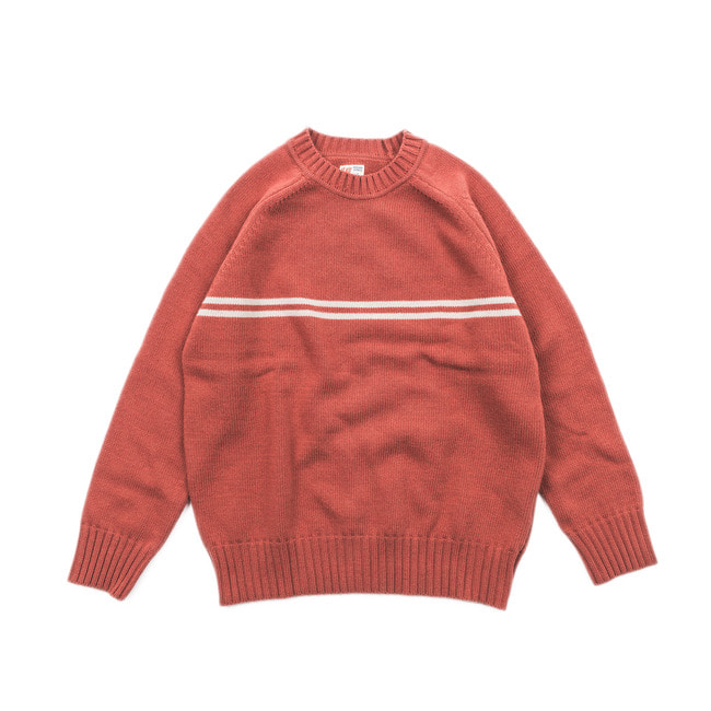"Double Overhead Knit ""BLUSH"""