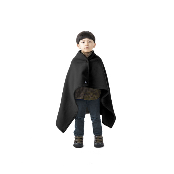 "Kids Bold Cape ""LHASA D.GRAY"""