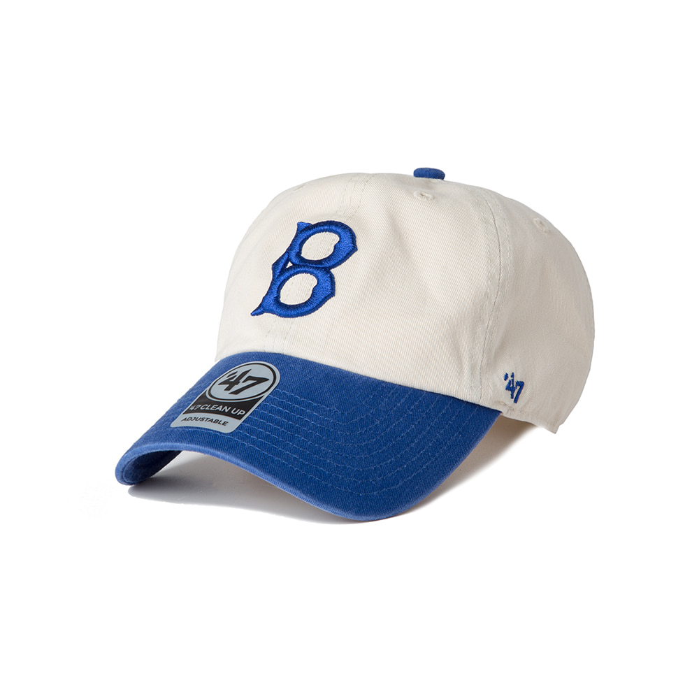 Brooklyn dodgers  '47 CLEAN UPCoopers town