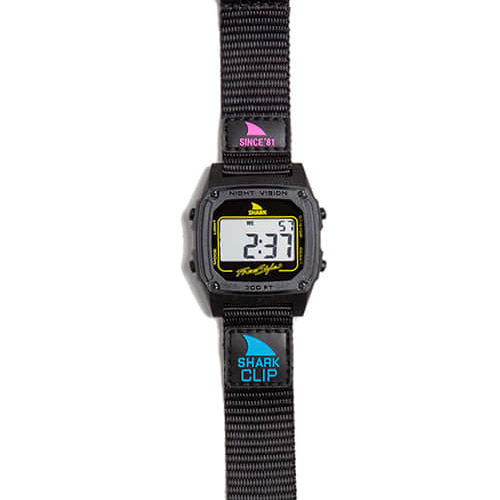 "Shark Classic Clip Since '81 ""PRIMARY BLACK"""