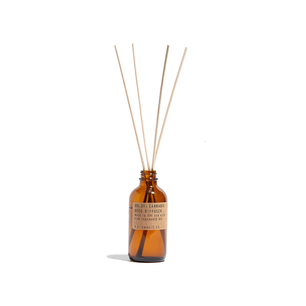 "3oz Reed Diffuser ""Cannabis"""