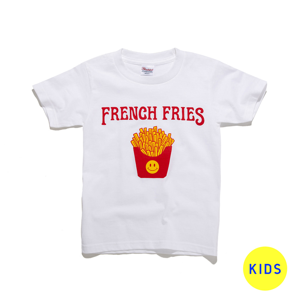 Smile french fries Baby감자튀김 키즈 모델 기간한정