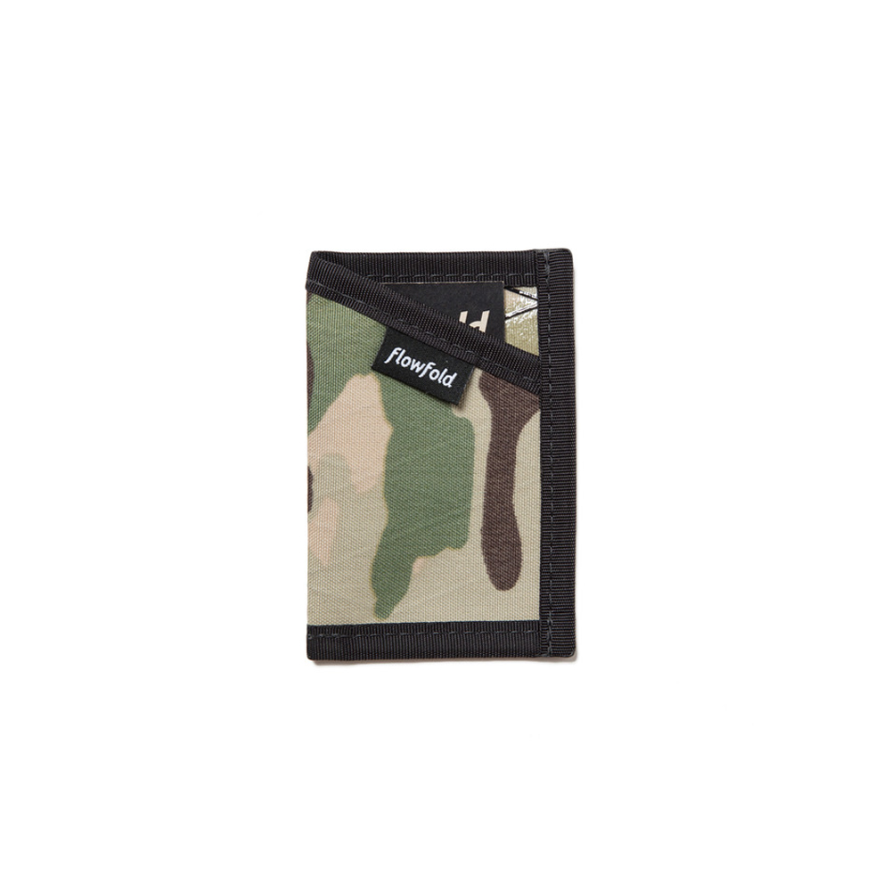 "Minimalist Card Holder LTD ""CAMO"""
