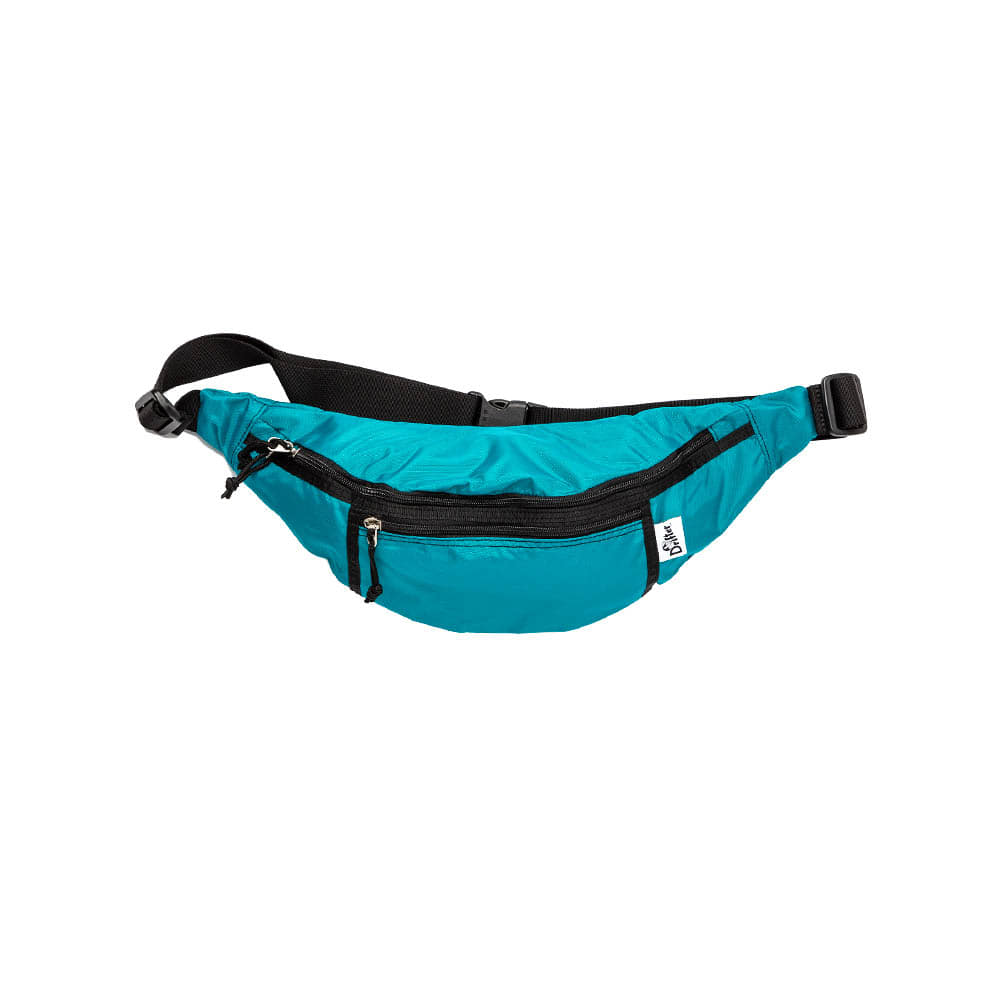 WAIST PACK-TURQUOISE
