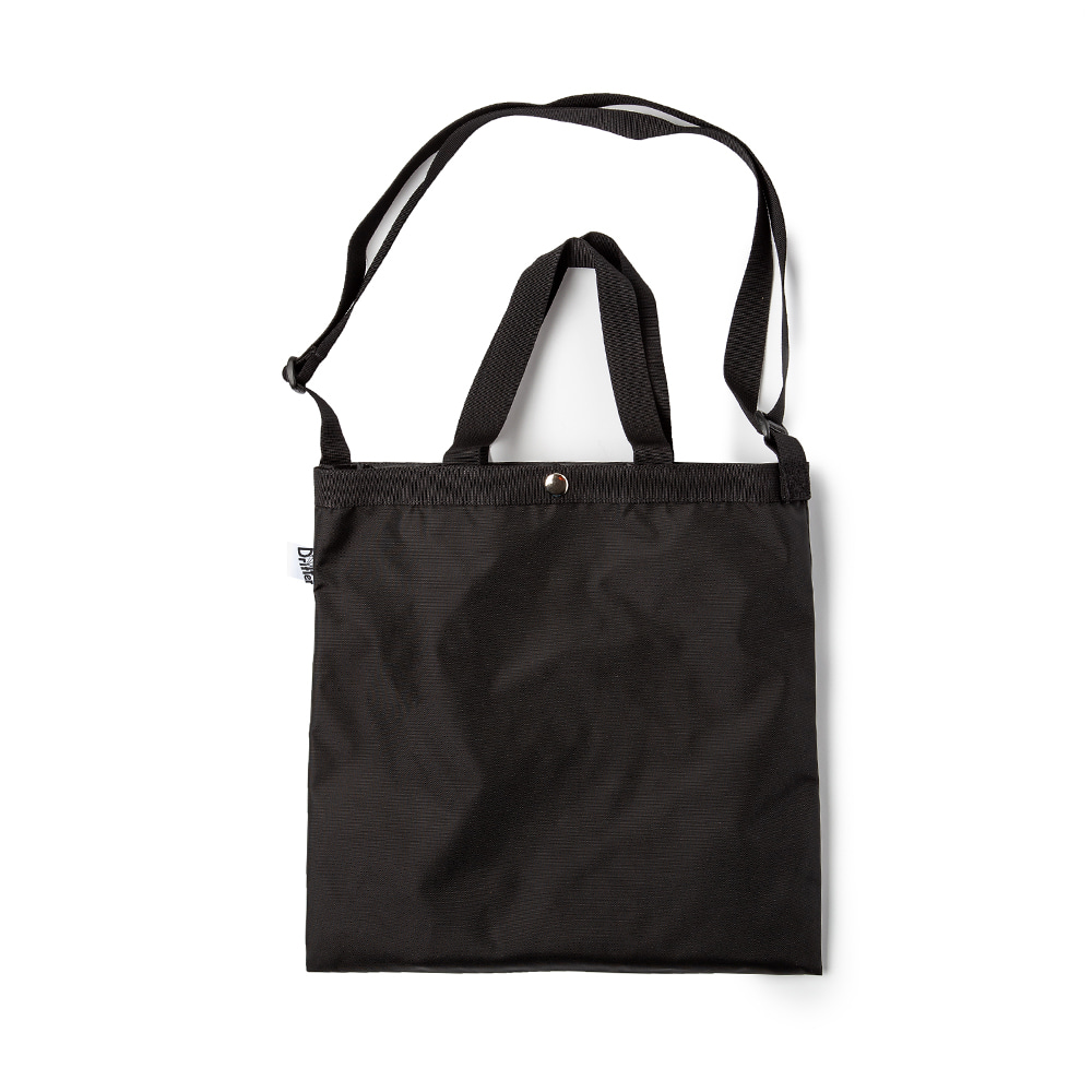 "Elementary Tote ""BLACK"""