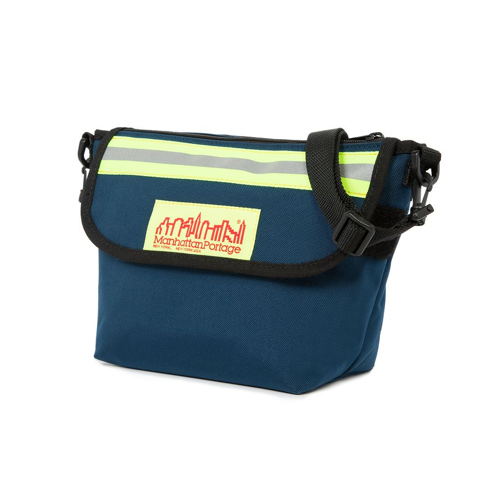 "College Place Handlebar Bag ""NAVY"""