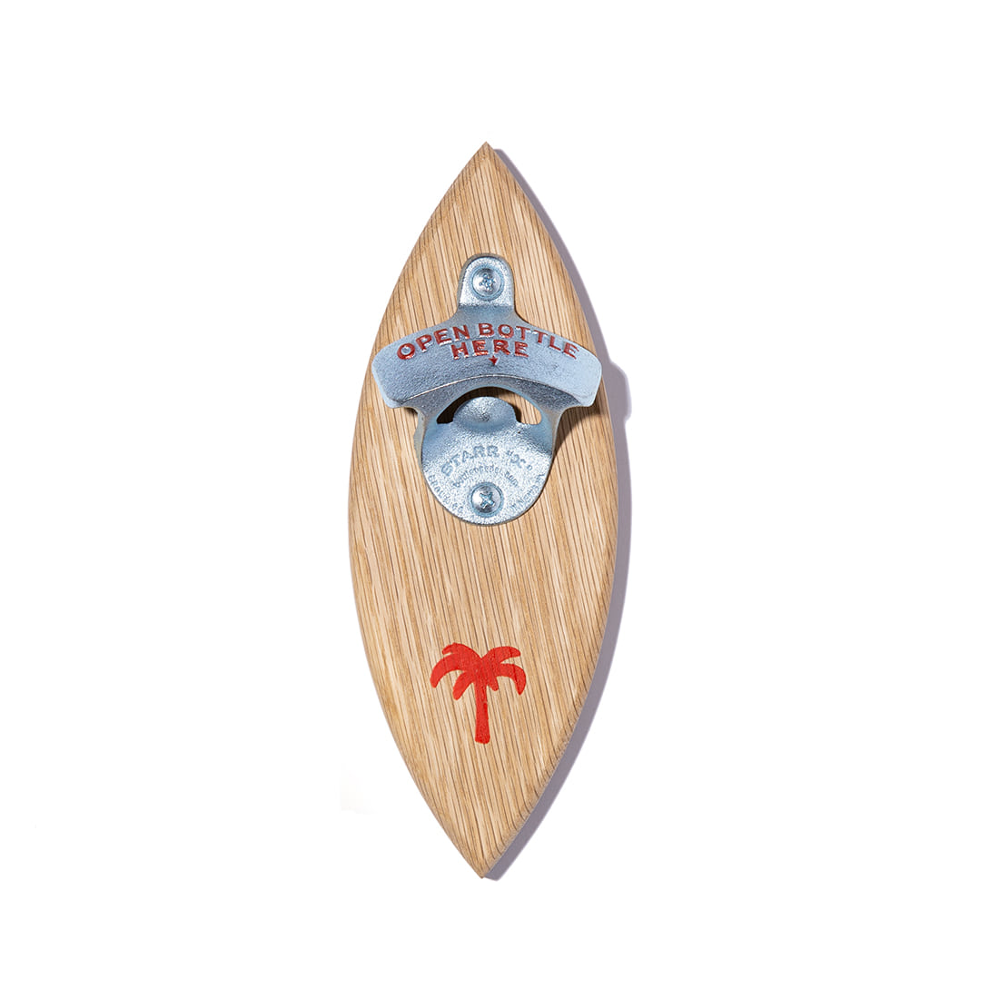 "Wall Bottle Opener ""SURF"""