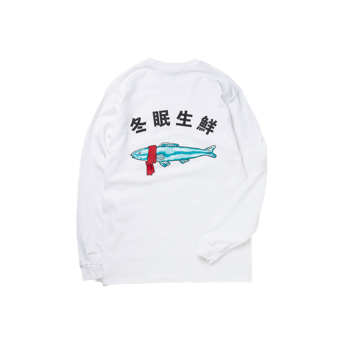 Frozen Fish LONG SLEEVE[50% off]