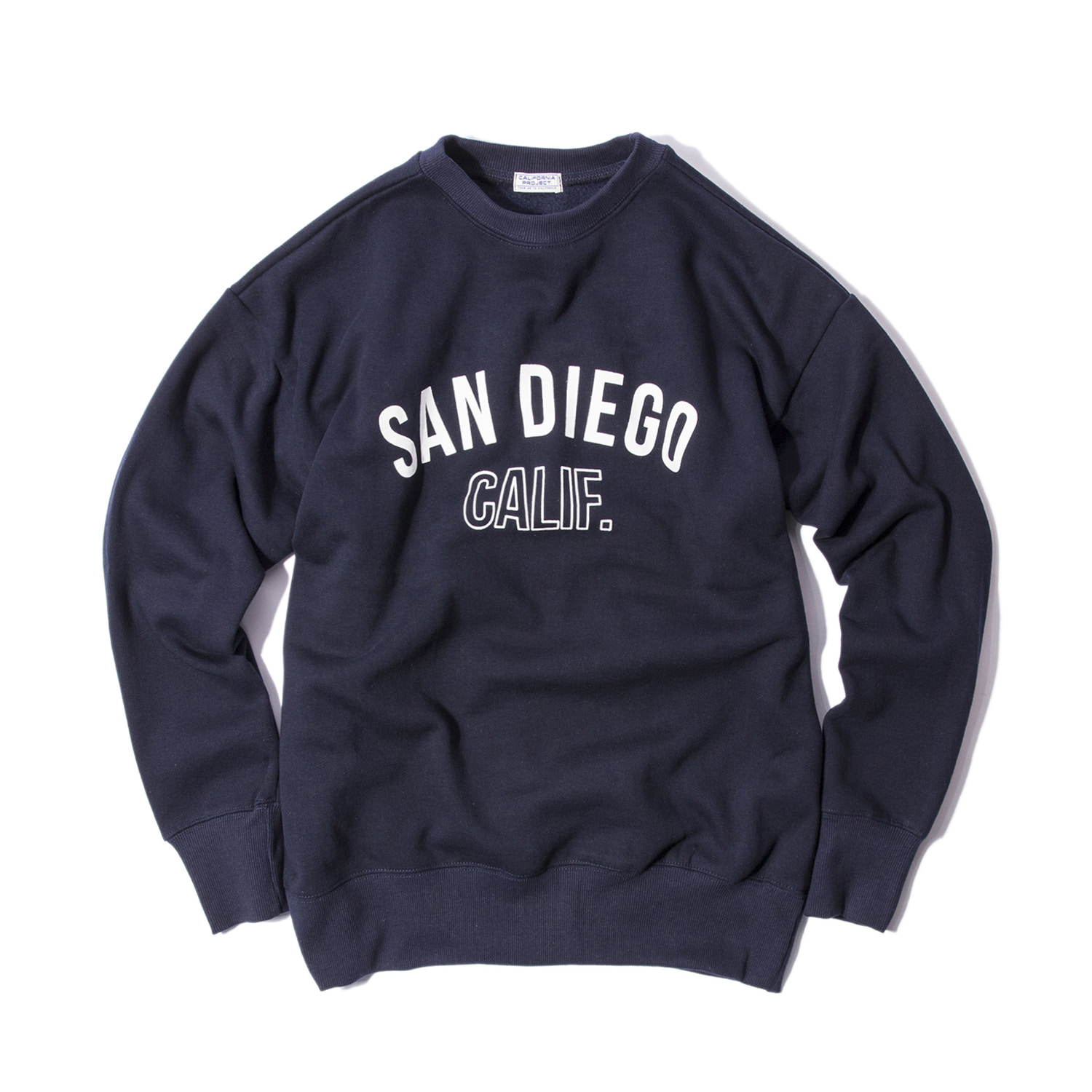 "City. Project Sweatshirts ""SAN DIEGO"""