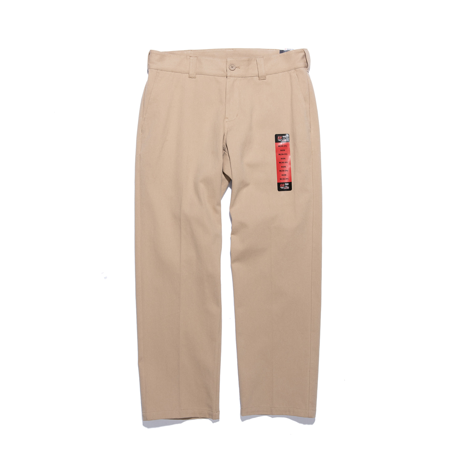 "Fat Free Pants ""Beige"""