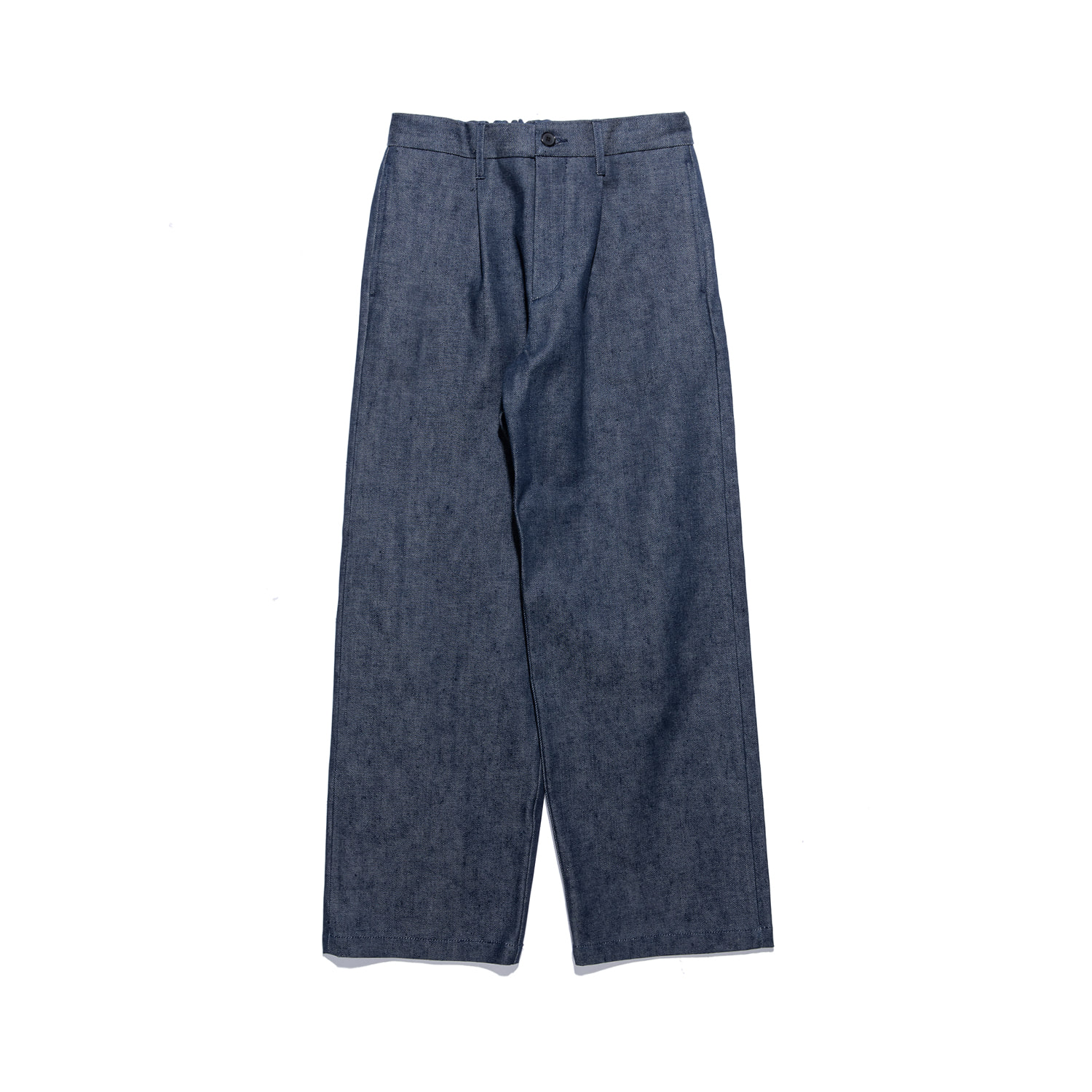 "Denim Easy Trouser ""RAW SELVEDGE"""